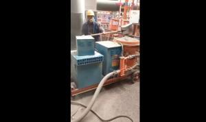 干湿两用乐动机施工视频